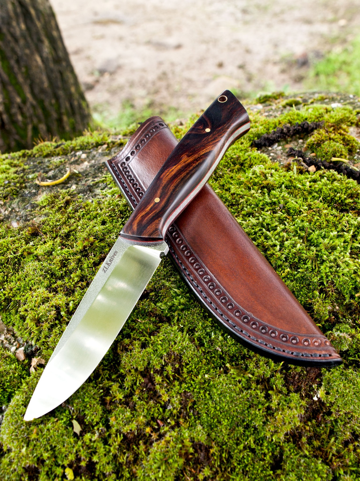 Handle scales are from Desert Ironwood